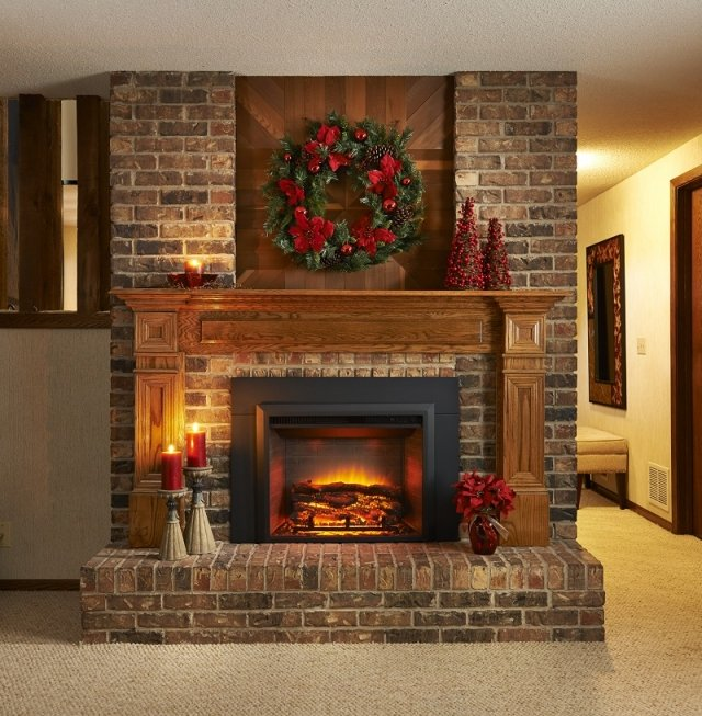 Holiday Electric Insert