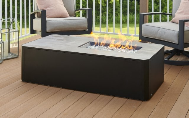 Kinney Gas Fire Pit Table