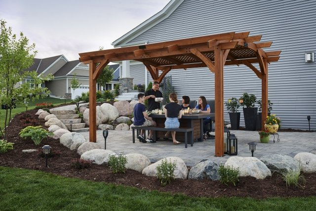 Fire Tables For Entertaining The Outdoor Greatroom Company