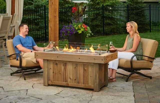 Liquid Propane For Your Fire Pit Table