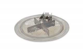"16"" Round Crystal Fire Plus Burner Insert with Direct Spark Ignition safety system by The Outdoor GreatRoom Company"