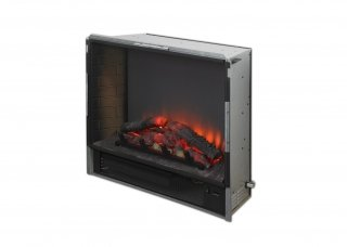 Gallery built In electric Fireplace