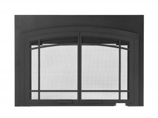 Stunning Highland Gas Insert Arched Front by The Outdoor GreatRoom Company for your living room or family den