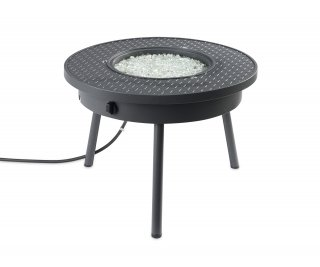 Stylish, portable fire pit Renegade Portable Gas Fire Pit Table by The Outdoor GreatRoom Company for your RV fire, camping fire pit, or tailgating gas fire table