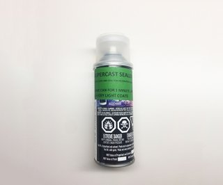 Supercast Sealer Aerosol Can
