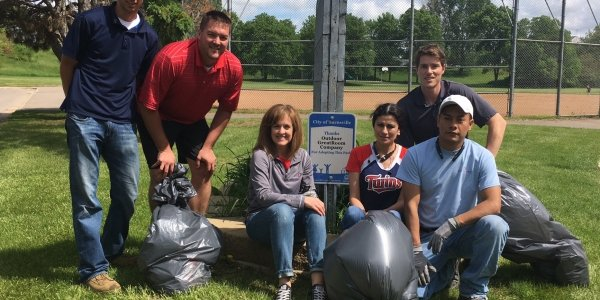 Adopt a Park Clean Up Group