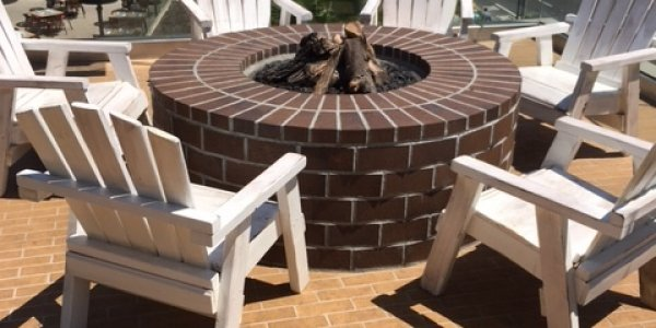 DIY Burner Custom Fire Pit