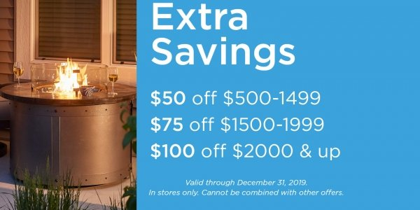 Extra Savings Coupon Banner