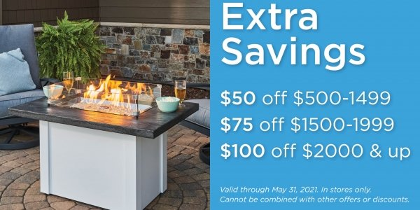 Extra Savings on The Outdoor GreatRoom Company product for your home backyard or patio